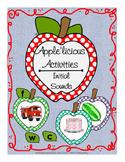Apple Initial Sounds Activities
