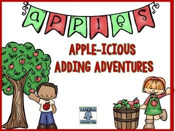 Apple-licious Adding Adventure