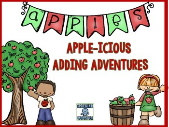 Apple-licious Adding Adventure