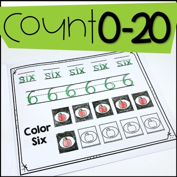 Apple-licious Counting Pack 1-10