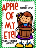 Apple of My Eye! {Literacy, Math, & Science Activities}
