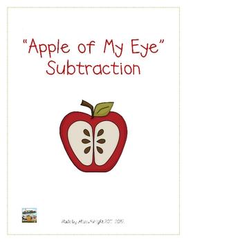 """Apple of My Eye"" Subtraction"