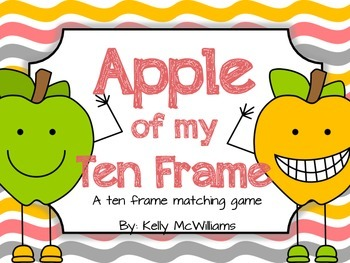 Apple of my Ten Frame