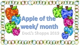 Apple of the week/ month