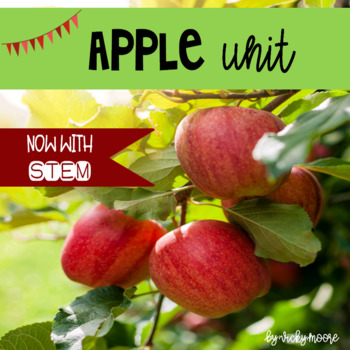 Apple pack with Craftivity