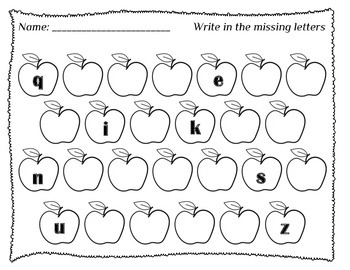 Apple sequencing