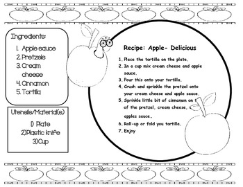 Apple supplements activities