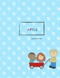 Apple theme for Toddlers ( 18 months to 24 months)