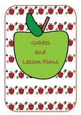 Apple theme grades and lesson plans