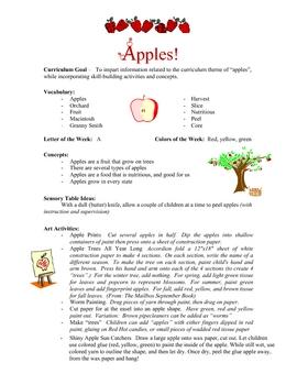Apple theme unit