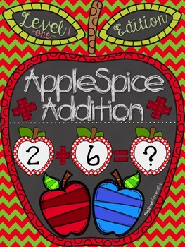 AppleSpice Math: Addition Edition Level 1