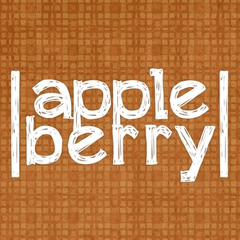 Appleberry Font for Commercial Use