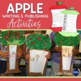 Apple Writing Crafts and Story Publishing Papers