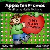 Applelicious Ten Frame Activities