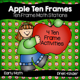 Applelicious Ten Frame Activities