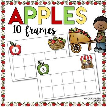 Apples 10 Frames