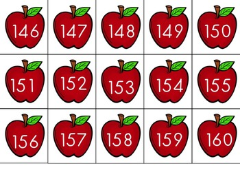 Apples 101-190 FREEBIE [Companion to 1-100 Set]