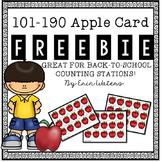 Apples 101-190 FREEBIE [Companion to 1-100 Set]