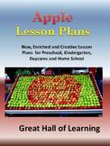 Apple Lesson Plans