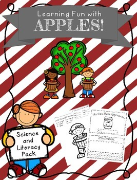 Apples Unit, Apples Packet, Apples Science, Apples Investi