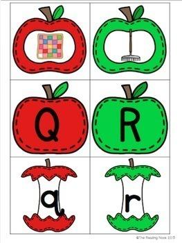 Apples Initial Sound Sort