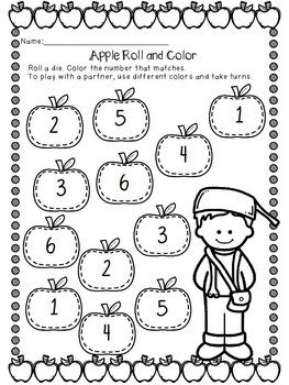 Apples {Literacy, Science & Math}