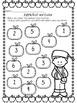 Apple Activities Bundle for Kindergarten and First Grade