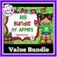 Apple Activities | Apple Literacy Centers | Apple Life Cycle BUNDLE