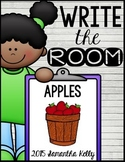 Apples Write the Room Center