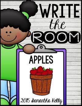 Apples Write the Room Center