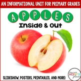 Apples Unit: PowerPoint and Printables, Nonfiction