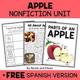 Nonfiction Unit - Apple Activities