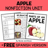 Nonfiction Unit - Apple Activities