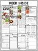 Nonfiction Apple Unit Activities