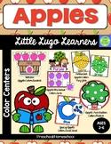 Apples 5 Color Lessons