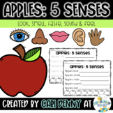 Apples: 5 Senses