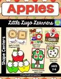 Apples 5 Shape Lessons