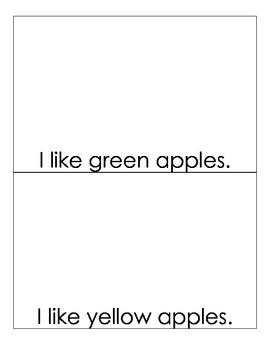 Apples! 55 Tasks for Kindergarten to Grade 3