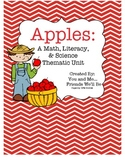 Apples: A Math, Literacy, and Science Thematic Unit