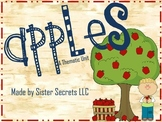 Apples [A Thematic Unit]