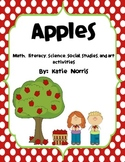 Apples-Activites for all subjects!
