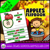 Apples Science Activities (Apples Flipbook)