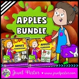 Apples Science Activities BUNDLE (Apples PowerPoint and Apples Flipbook)