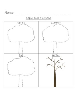Apples Activity Pack