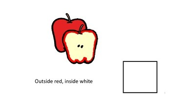 Apples Adapted Book