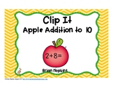 Apple Addition to 10 Clip It