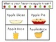 Apples All Around - Common Core Aligned Activities