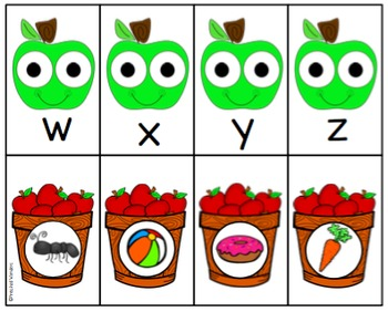 Apples Aplenty {A Math and Literacy Apple Pack}
