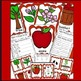 Apple Life Cycle, Apples Math and Literacy, Apple Activiti
