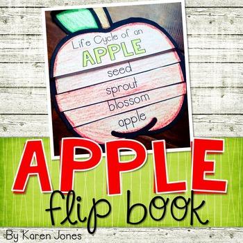 Apples {Apple Life Cycle Flip Book}